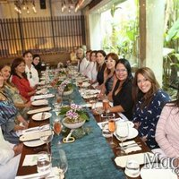 A Special Lunch at Santaella with Designer Nak Armstrong!