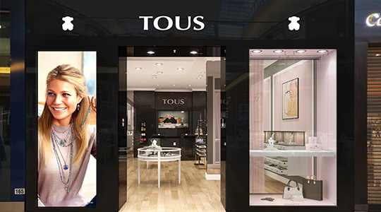TOUS - The Mall of San Juan